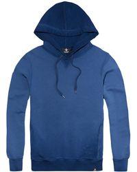 Converse - Hooded Concrete Smoked Sweatshirt - Lyst