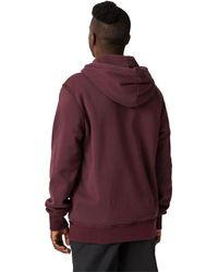 Converse Utility Fleece Full-zip Hoodie - Multicolour