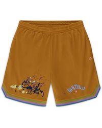 Converse X Bandulu Basketball Shorts - Brown