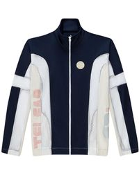 Converse X Telfar Track-Jacket - Blau