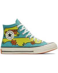 Converse X Scooby-doo Chuck 70 High Top - Blue
