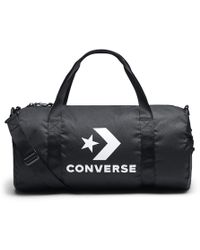 Converse - Sports Duffel Bag (black) - Lyst
