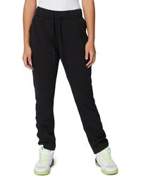Converse Twill Jersey Utility Pant - Black