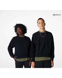 Converse Gender Neutral Shapes Bubble Crew - Black