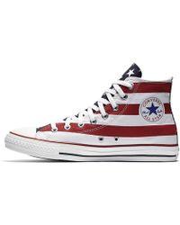 Converse - Chuck Taylor Americana High Top Shoe - Lyst