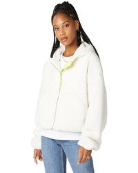 Converse Sherpa Full Zip - Bianco