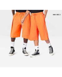 Converse Shapes Triangle Long Short - Arancione