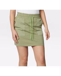 Converse Jersey Utility Skirt - Green