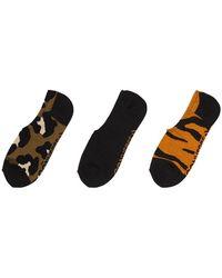 Converse Made For Chucks Socks 3-pack - Black