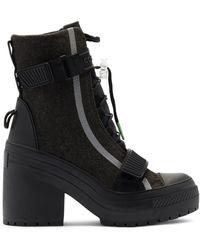 converse winter boots womens