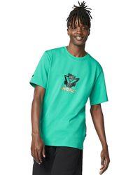 Converse X Scooby-Doo Fashion Tee - Verde