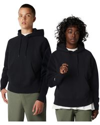 Converse Shapes Triangle Pullover Hoodie - Black