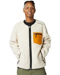 Converse Utility Reversible Sherpa Jacket - Multicolore