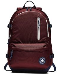 2693c0f1eb2f Lyst - Converse Chuck 1.0 Backpack (black) in Black for Men