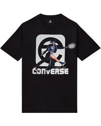 Converse X TELFAR TC Tee - Nero