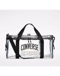 "Converse X Joe Freshgoods ""t-shirt"" Duffel Bag - Black"