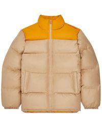 Converse Puffer Jacket - Natural