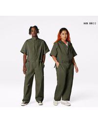 Converse Shapes Boiler Suit - Green