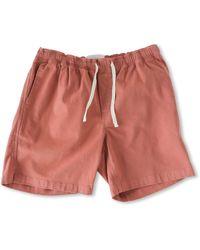 Corridor NYC Dusty Rose - Drawstring Shorts - Pink