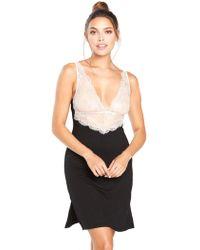 Cosabella - Glamour Sleepwear Slip - Lyst