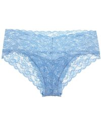 Cosabella - Never Say Never Extended Hottietm Lowrider Hotpant - Lyst