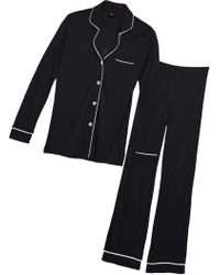 Cosabella - Bella Plus Longsleeve & Pant Pajama Set - Lyst