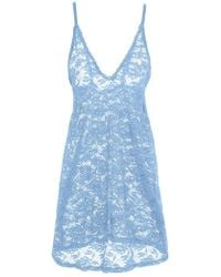 Cosabella Never Say Never Nightietm Chemise - Blue