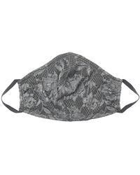 Cosabella V Face Mask - Grey
