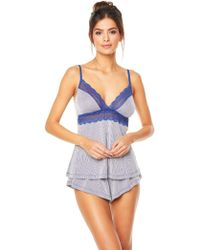 Cosabella - Sweet Dreams Textured Camisole - Lyst