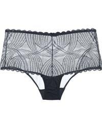 Cosabella - Minoa Lowrider Hotpants Extended - Lyst