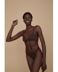 Cosabella Highwaist Bikini - Brown