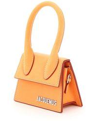 Jacquemus Le Chiquito - Orange