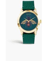 Gucci G-timeless Watch - Ya1264065a - 38mm - Multicolour