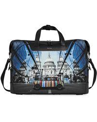 Paul Smith Mini Holdall Duffle Bag - Blue