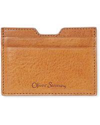 Oliver Sweeney Ihen Wallet - Brown