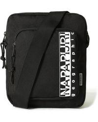 Napapijri Happy Messenger Bag - Black