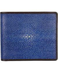 Oliver Sweeney Benson Wallet - Blue