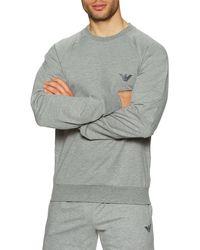 Emporio Armani Vêtement d'intérieur Knit Sweater - Gris