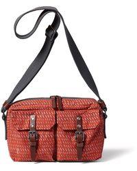 Ally Capellino Franco Handbag - Red