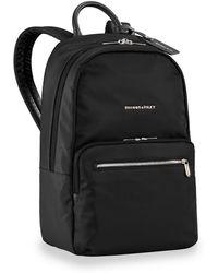 Briggs And Riley Essential Backpack - Black