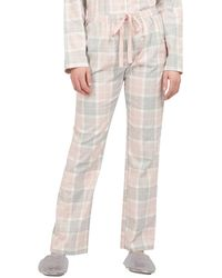 Barbour Nancy Pj Trousers Pyjamas - Pink