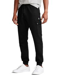 Polo Ralph Lauren Pantalon de jogging à poches cargo - Noir