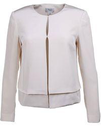 INTROPIA Tailored Blazer - White