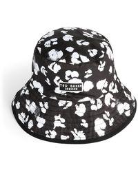 Ted Baker Reversa Hat - Black