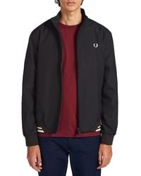 Fred Perry Brentham Jas - Blauw