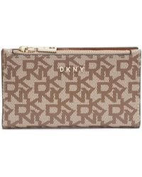 DKNY Portefeuille Bryant Bifold - Multicolore
