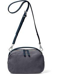 Ally Capellino Leila Medium Calvert Leather Handbag - Multicolor