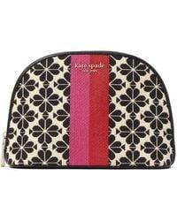Kate Spade Make Up Bag Large Cosmetic - Multicolore