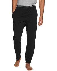 Calvin Klein Pyjamas Basic Sleep Pant - Noir