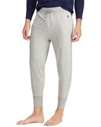 Polo Ralph Lauren Loungewear Bottoms Sleep Bottom - Gris